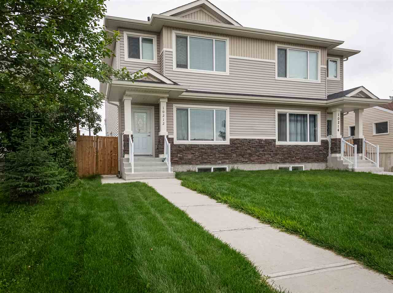 MLS® listing #E4165433 for sale located at 10212 157 Street
