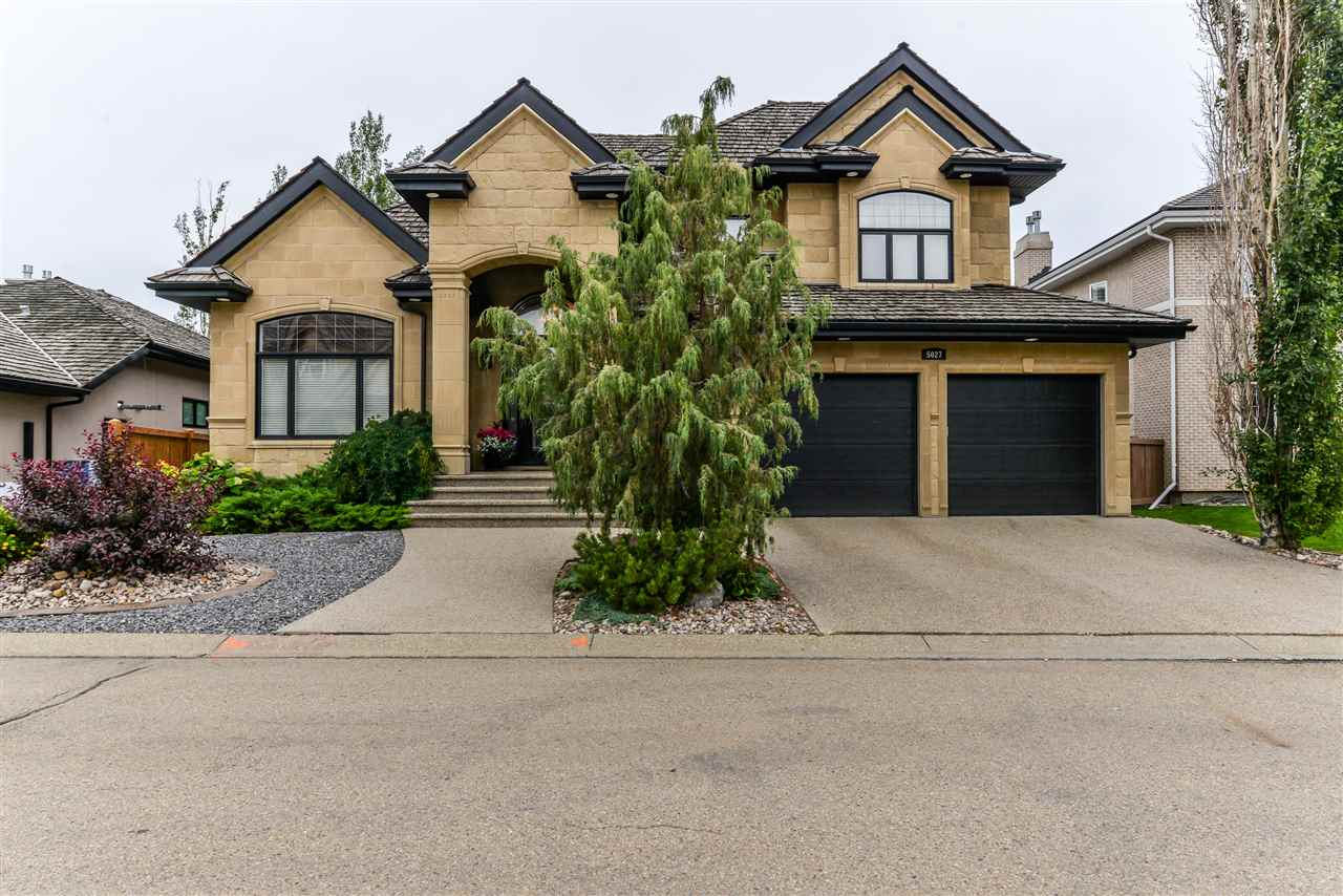 MLS® listing #E4165434 for sale located at 5027 DONSDALE Drive