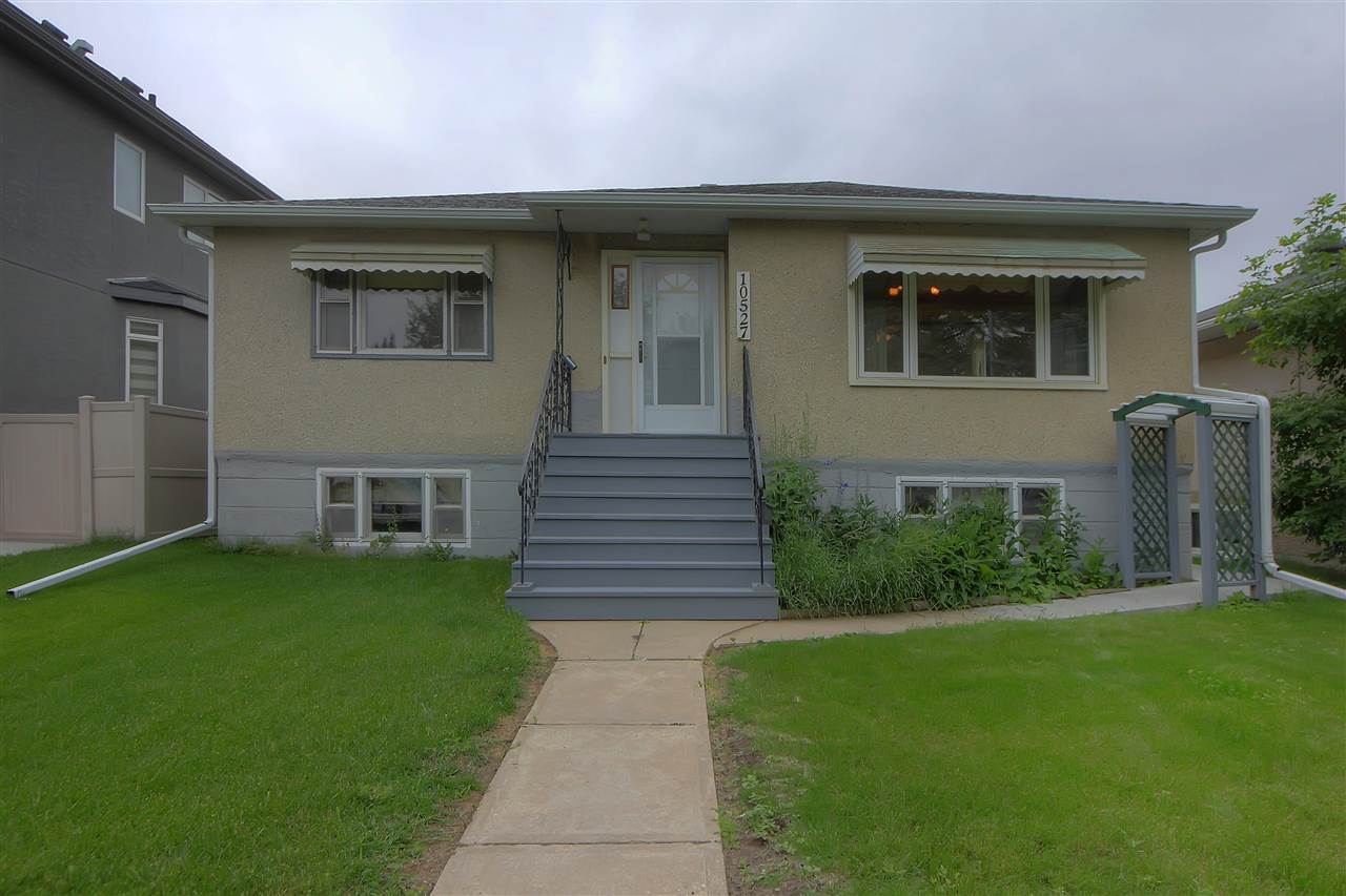 MLS® listing #E4165439 for sale located at 10527 80 Street