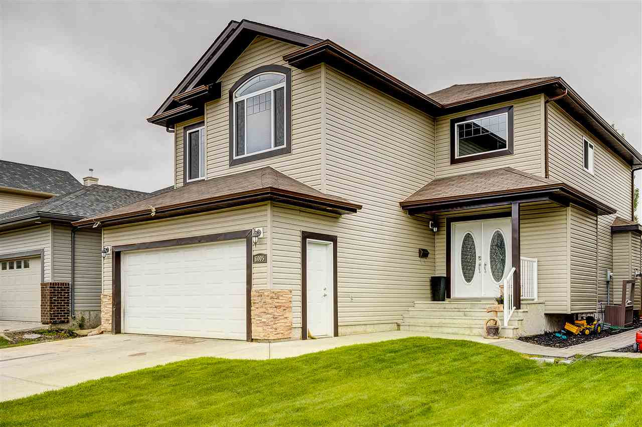 MLS® listing #E4165443 for sale located at 6005 53 Avenue