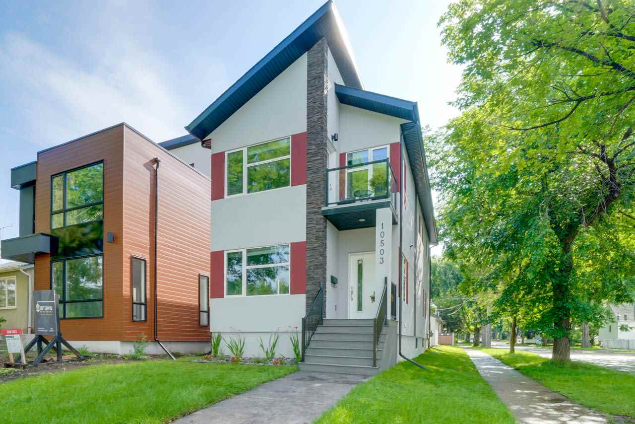 MLS® listing #E4165481 for sale located at 10503 84 Street