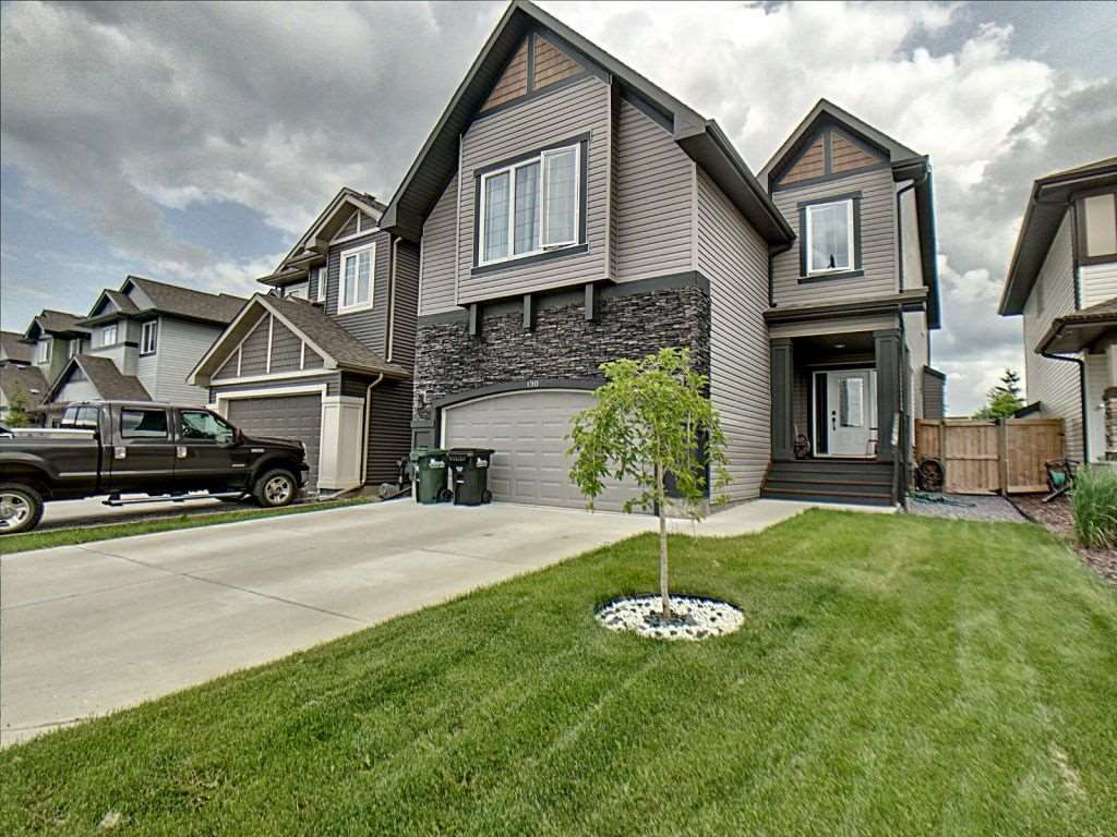MLS® listing #E4165490 for sale located at 130 Sunterra Way