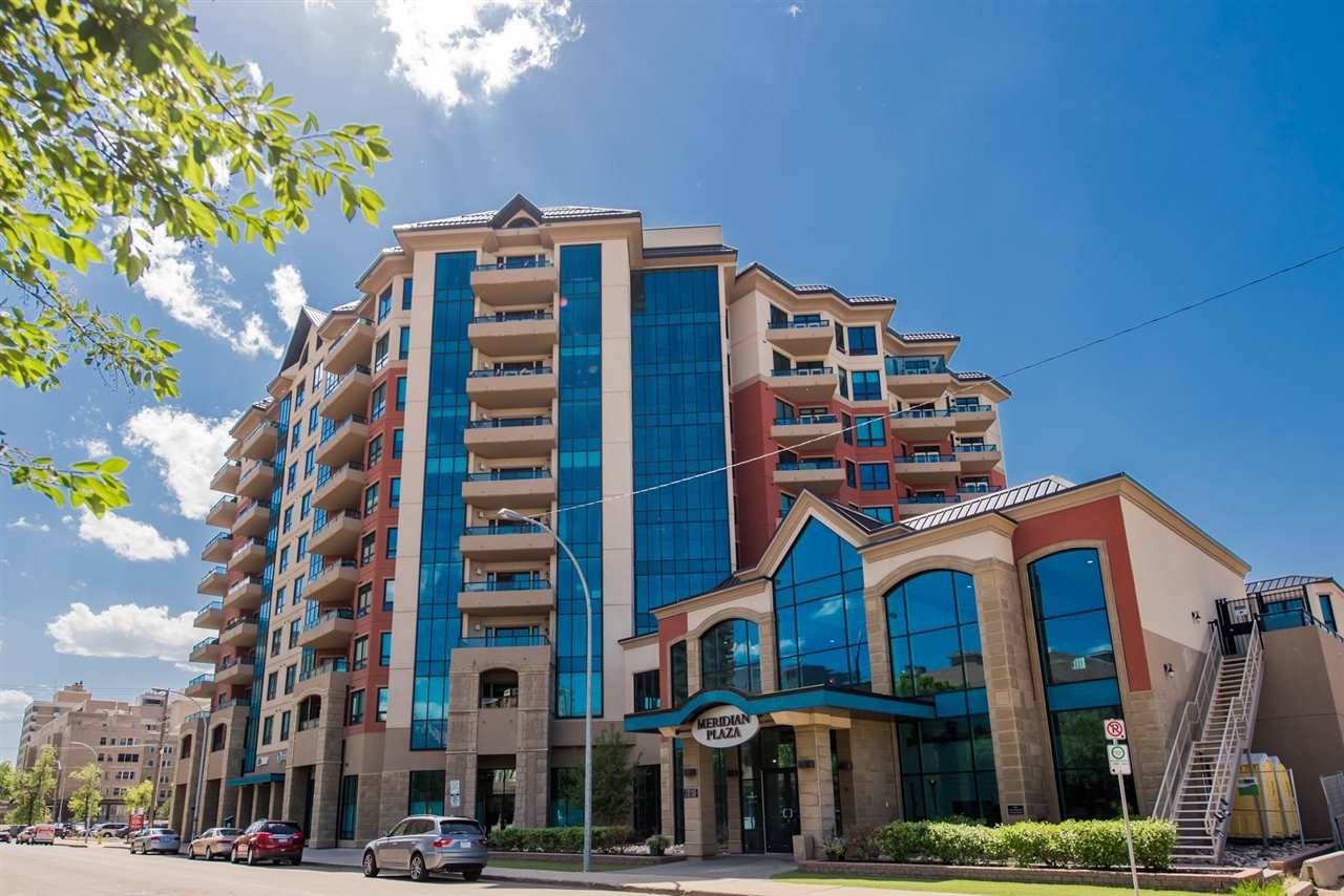 MLS® listing #E4165496 for sale located at 406 10142 111 Street