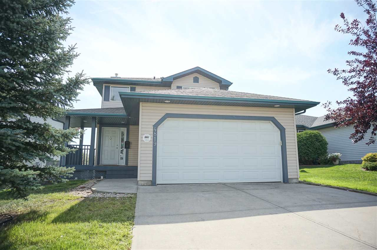 MLS® listing #E4165497 for sale located at 4819 146 Avenue