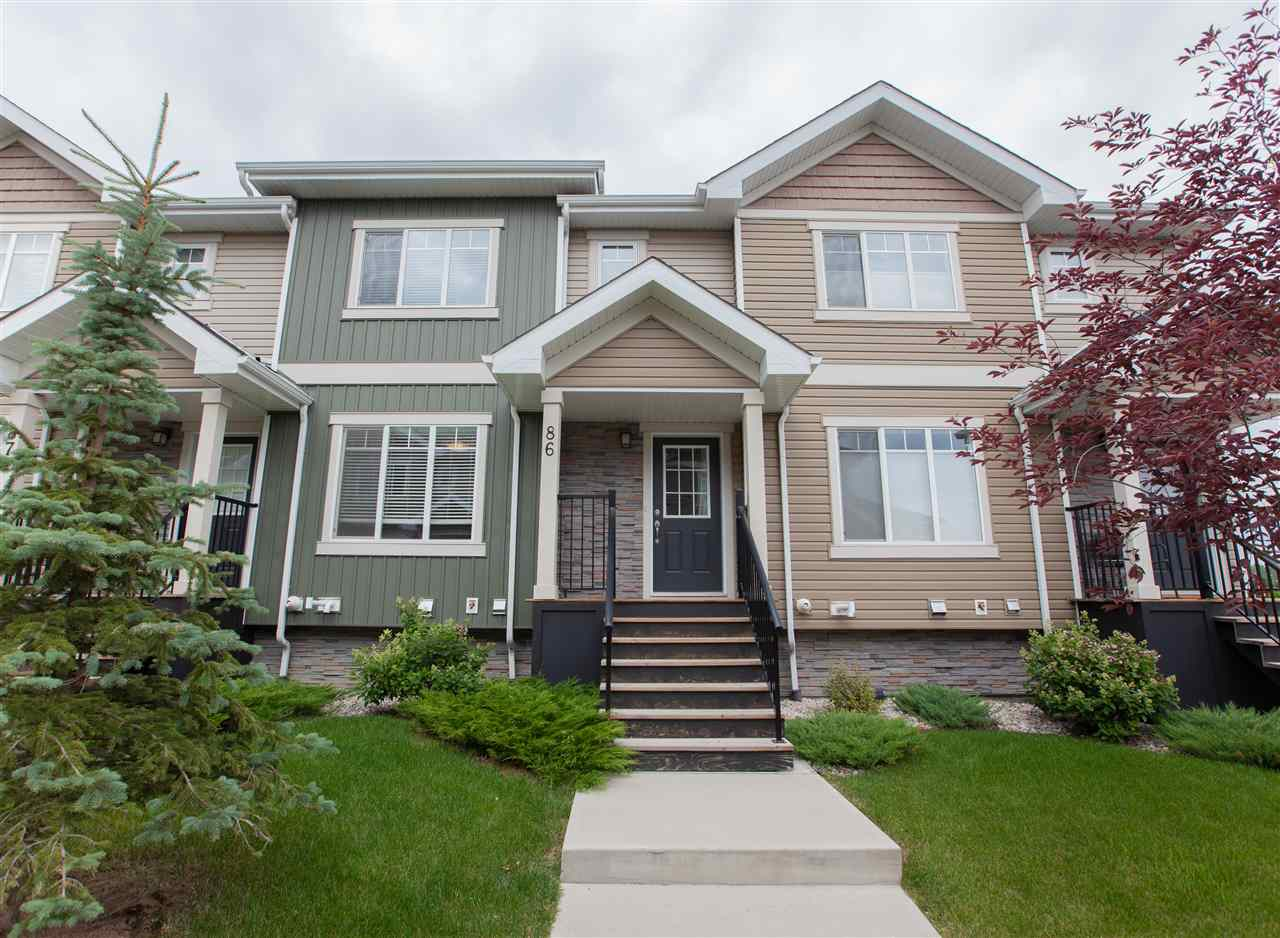 MLS® listing #E4165498 for sale located at 86 9535 217 Street