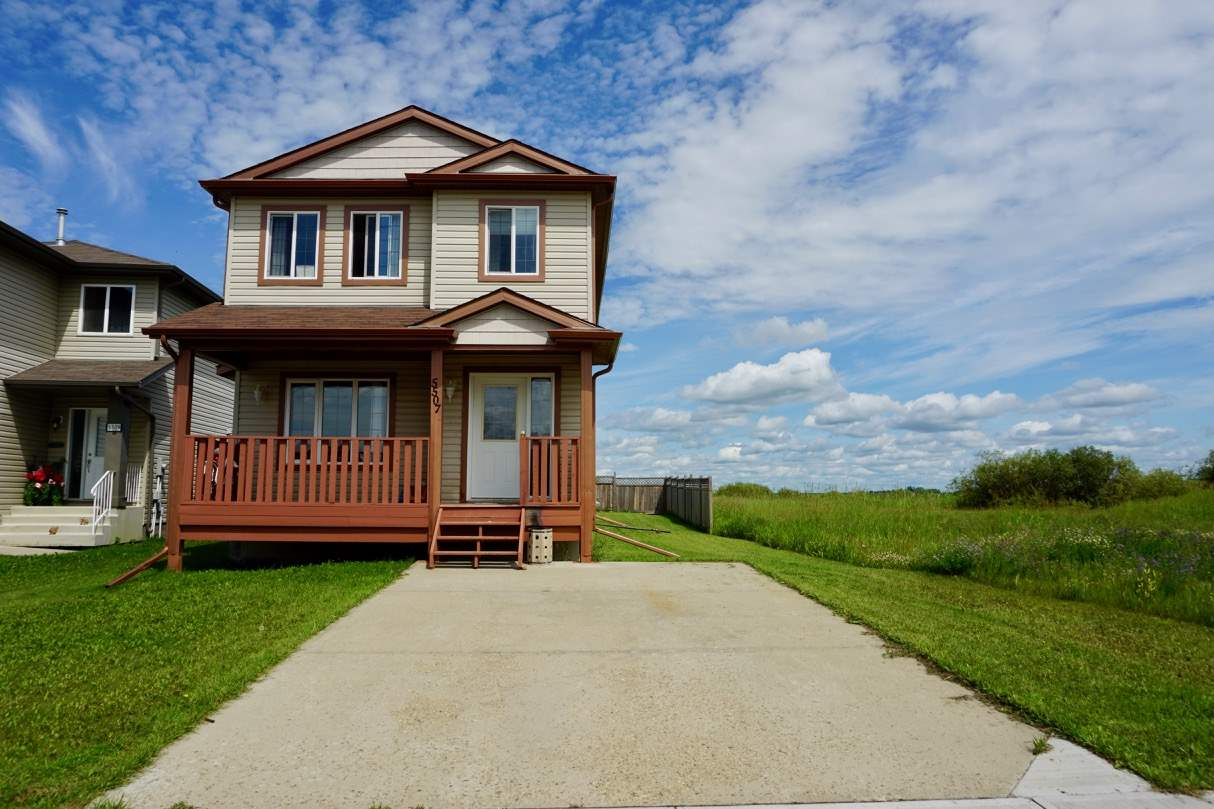 MLS® listing #E4165502 for sale located at 5507 45 Street