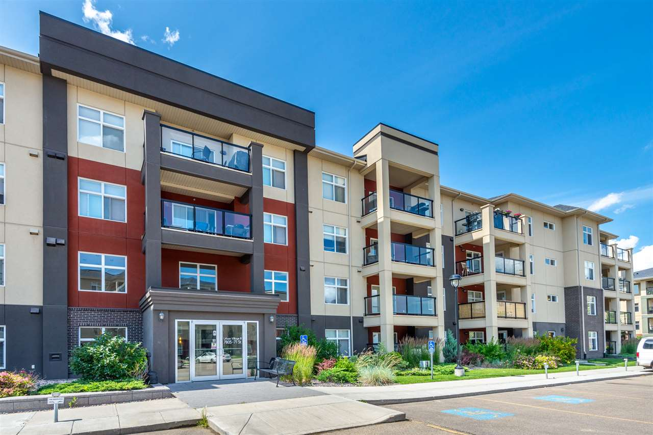 MLS® listing #E4165508 for sale located at 259 7805 71 Street