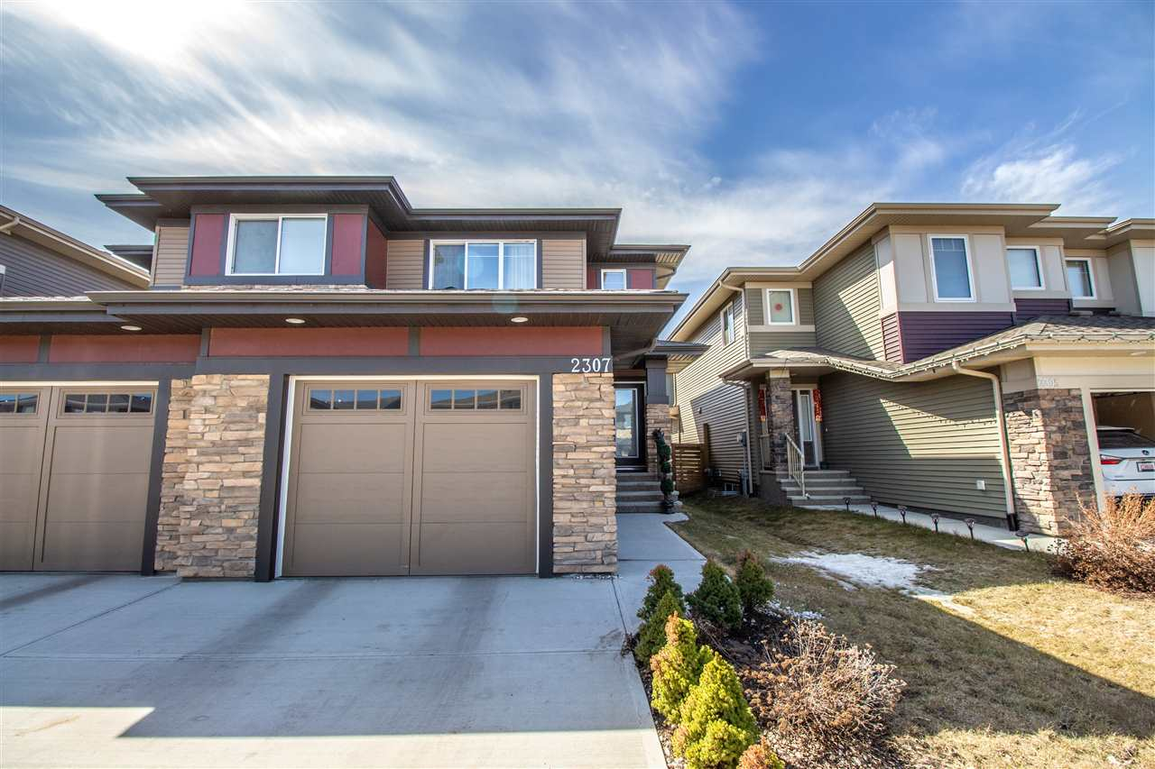 MLS® listing #E4165516 for sale located at 2307 WARE Crescent