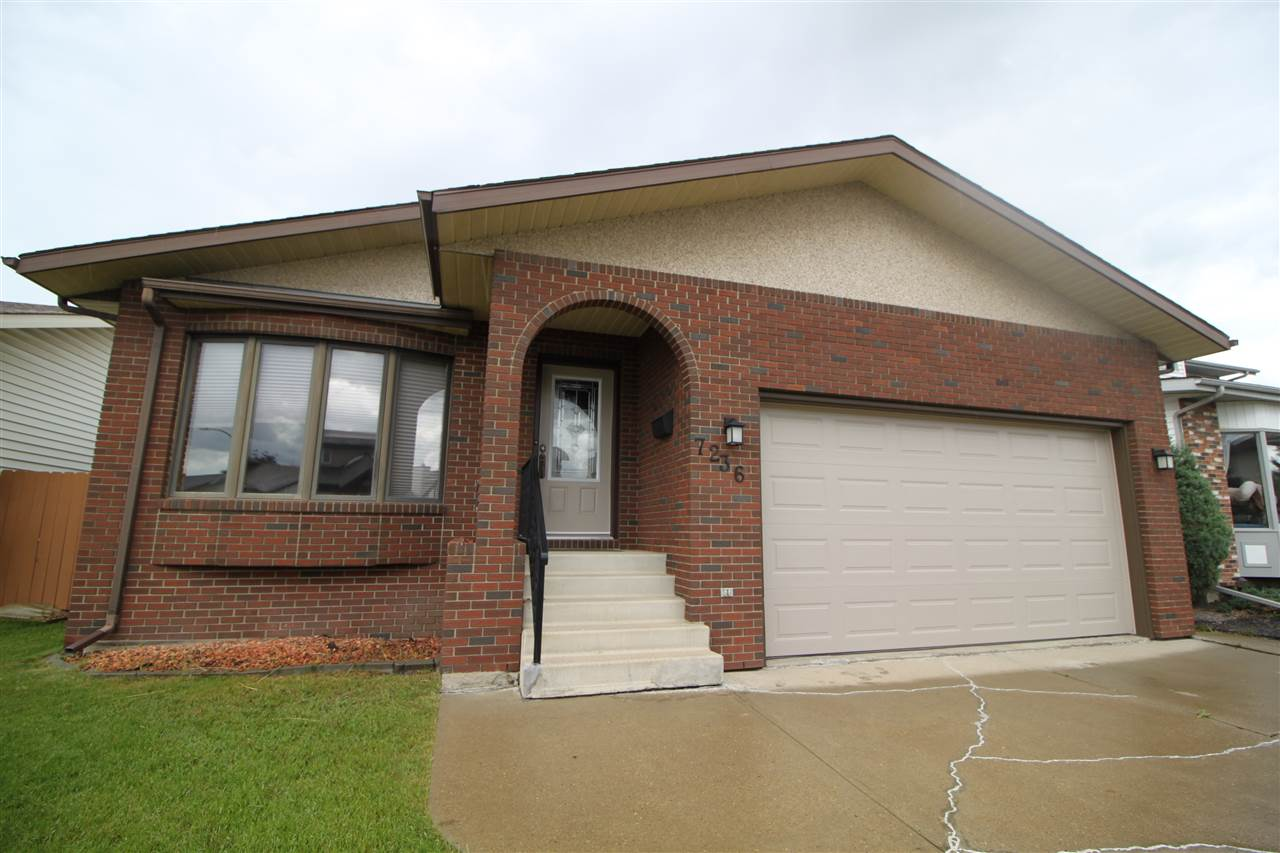 MLS® listing #E4165519 for sale located at 7236 152B Avenue