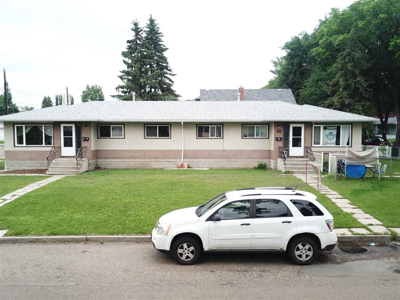MLS® listing #E4165523 for sale located at 8504-8506 121 Avenue NW