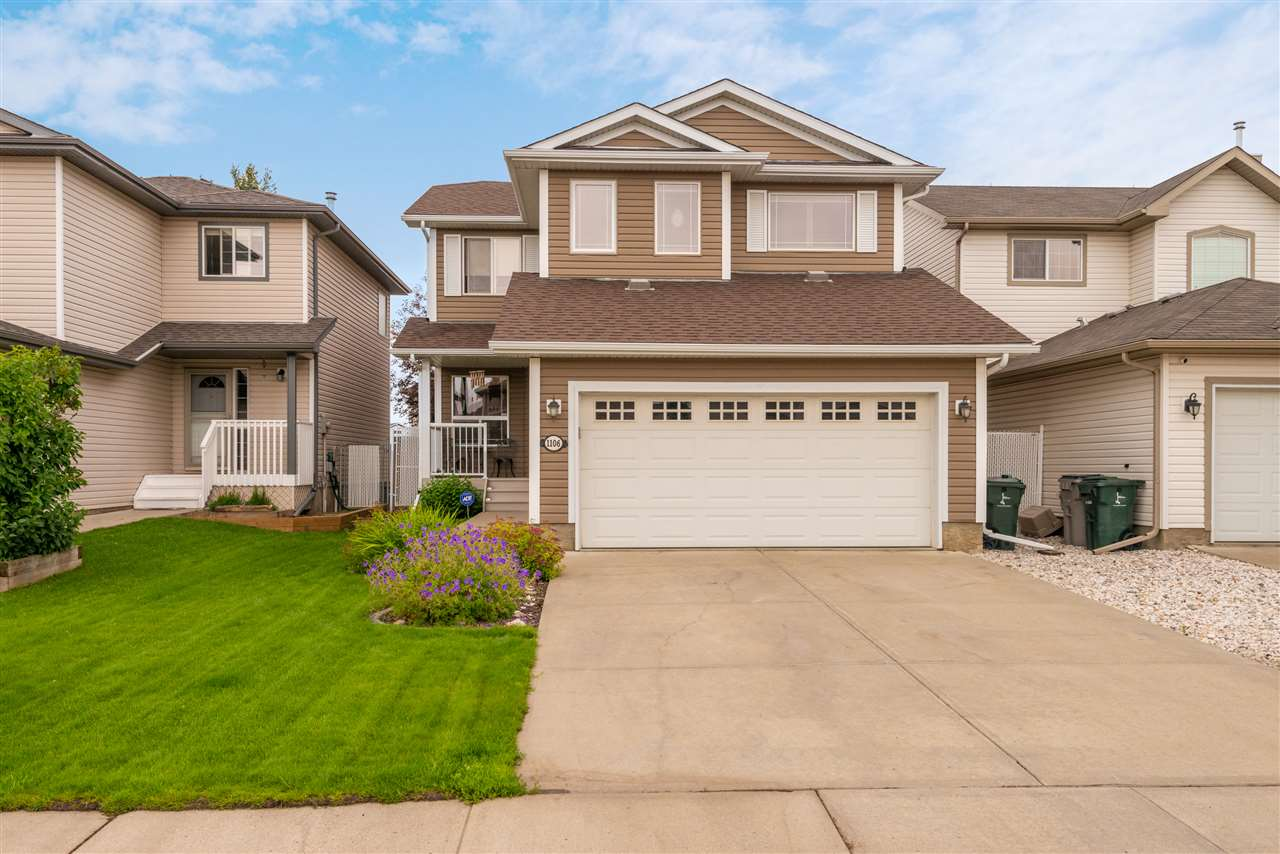 MLS® listing #E4165537 for sale located at 1106 WESTERRA Way NW