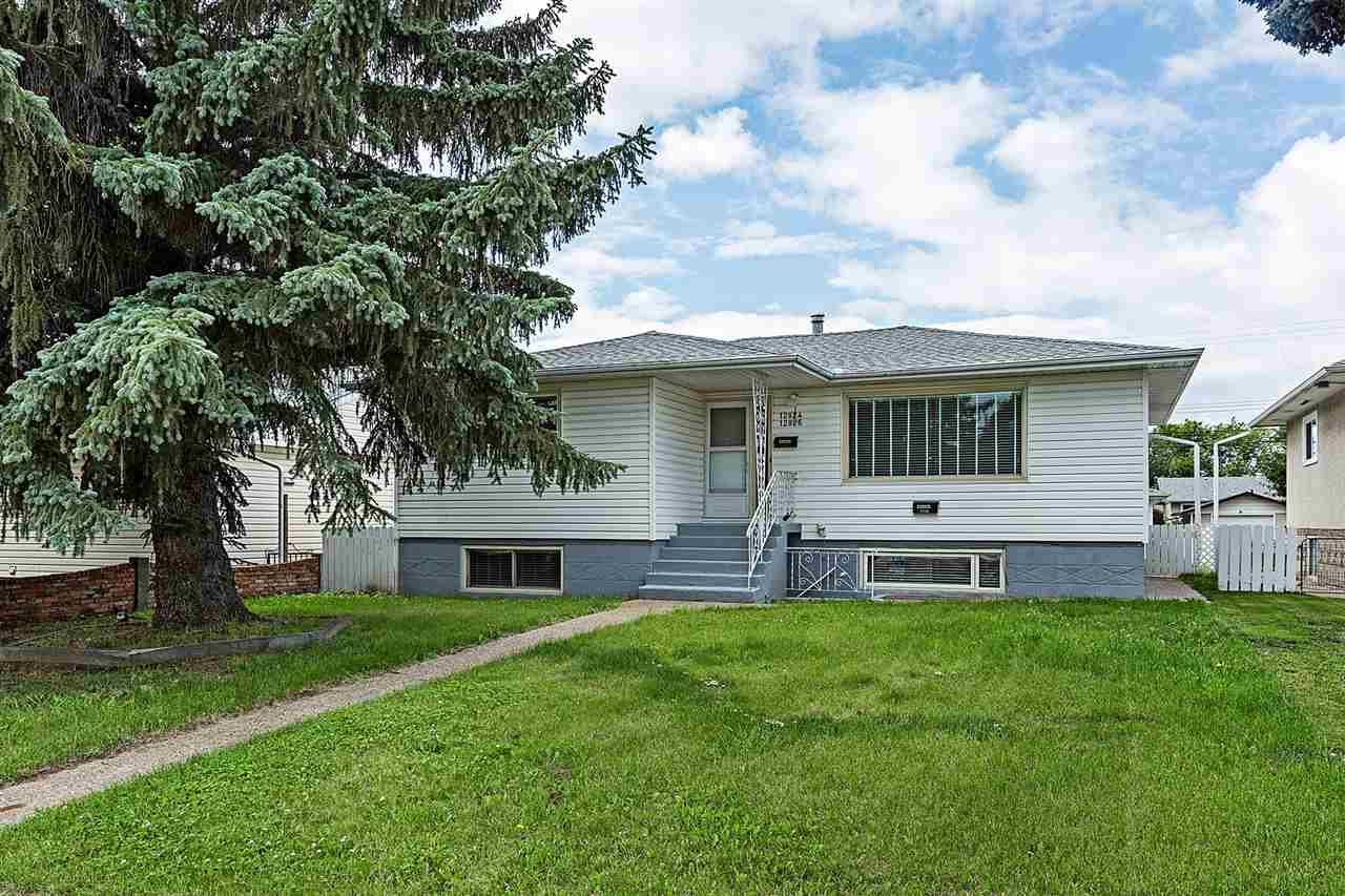 MLS® listing #E4165539 for sale located at 12824, 12826 89 Street