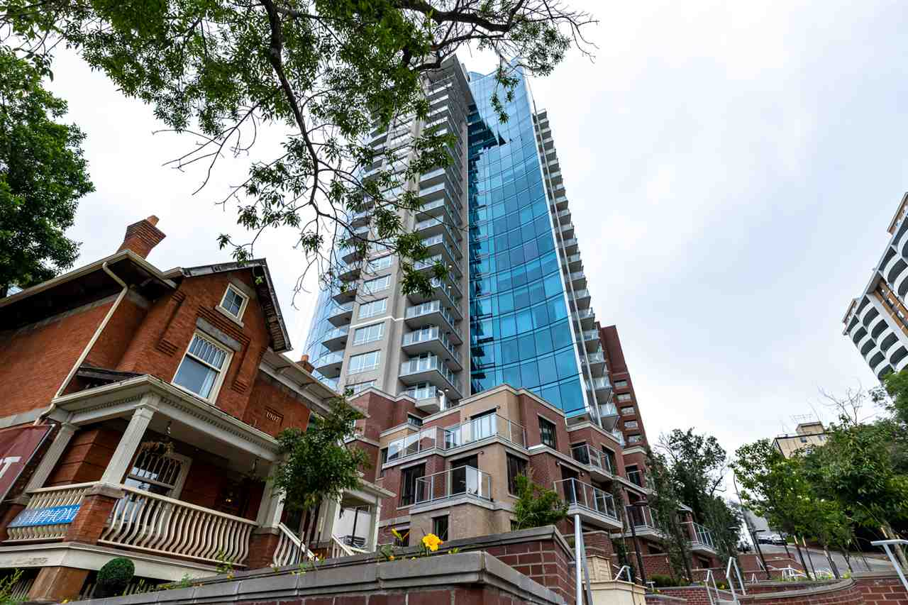 MLS® listing #E4165544 for sale located at 2602 9720 106 Street