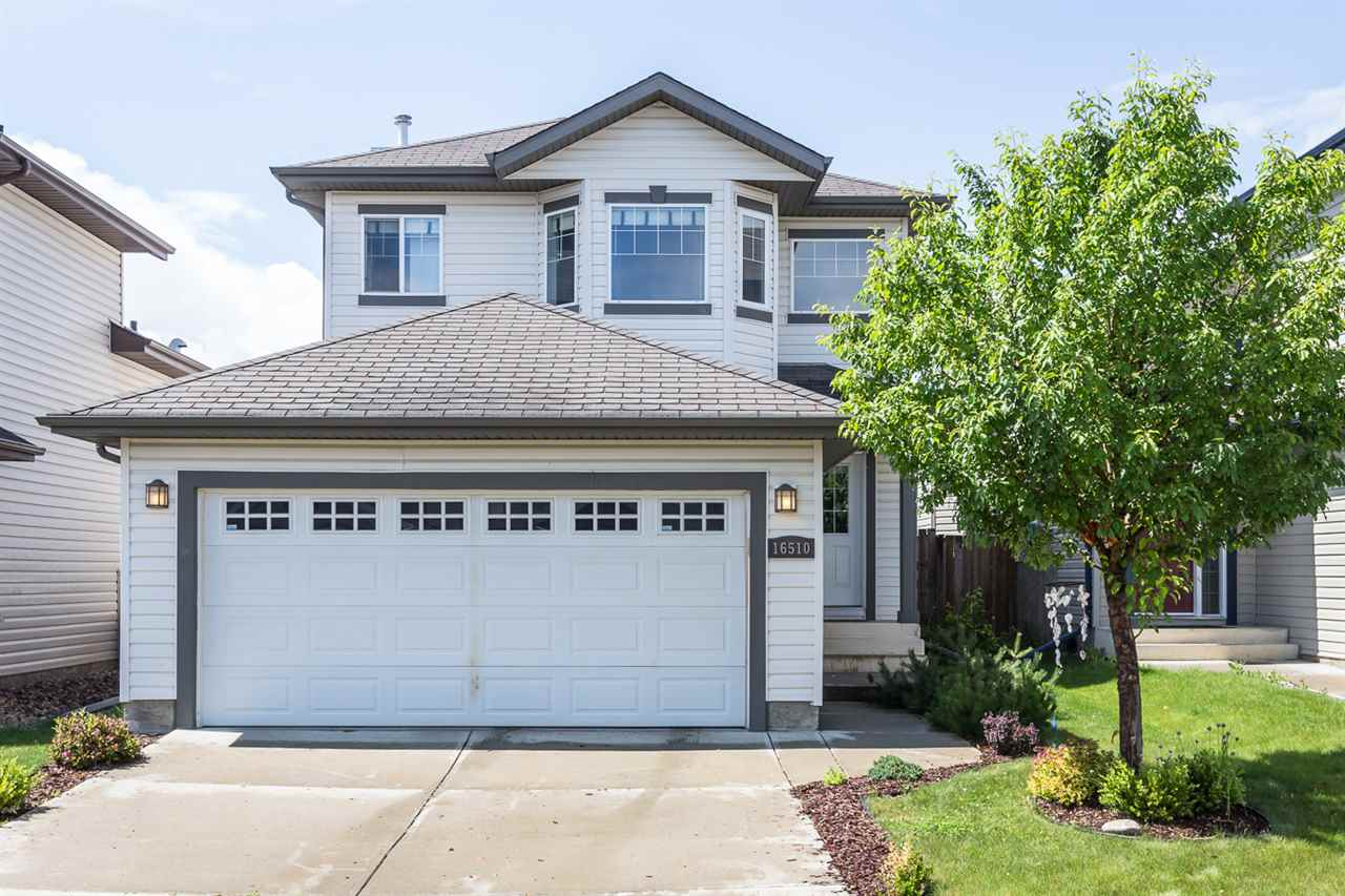 MLS® listing #E4165546 for sale located at 16510 57 Street