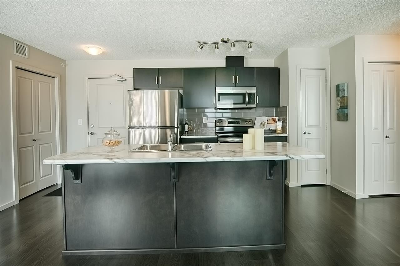 MLS® listing #E4165548 for sale located at 415 5521 7 Avenue