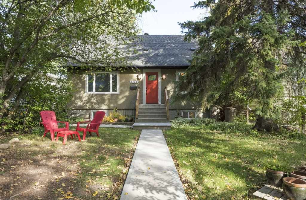MLS® listing #E4165560 for sale located at 6839 111 Street
