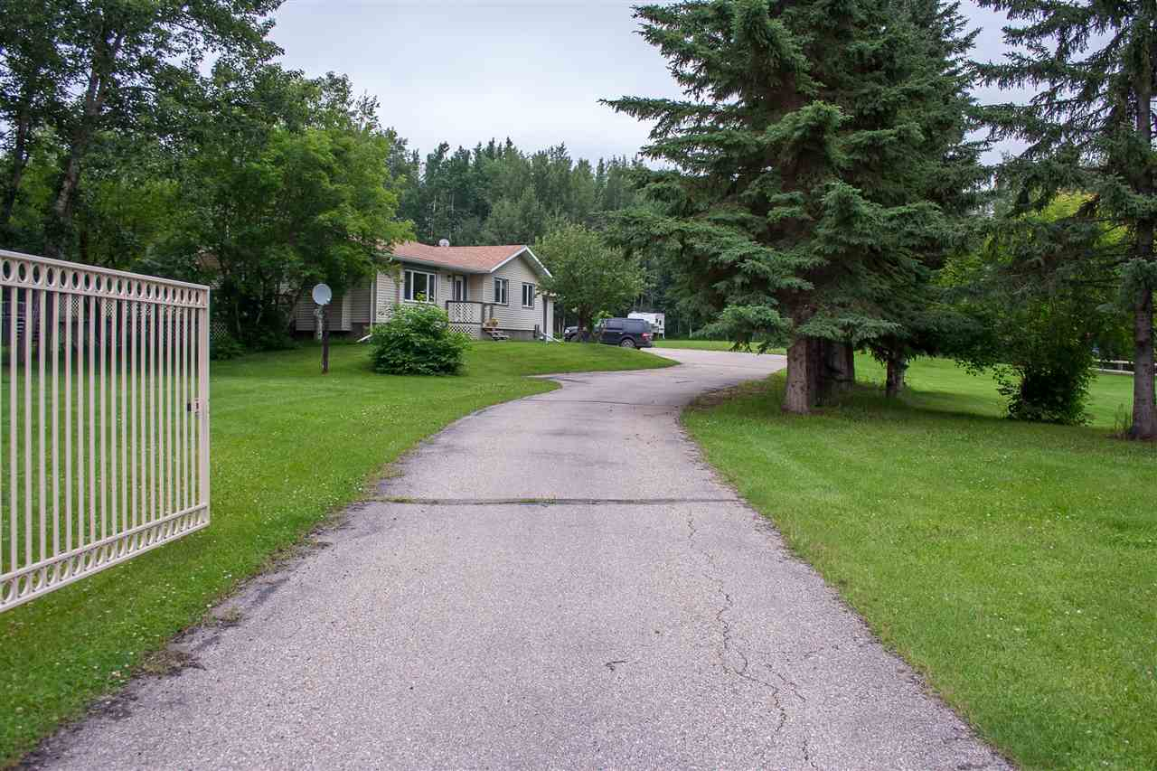 MLS® listing #E4165563 for sale located at 4 53503 RGE RD 274