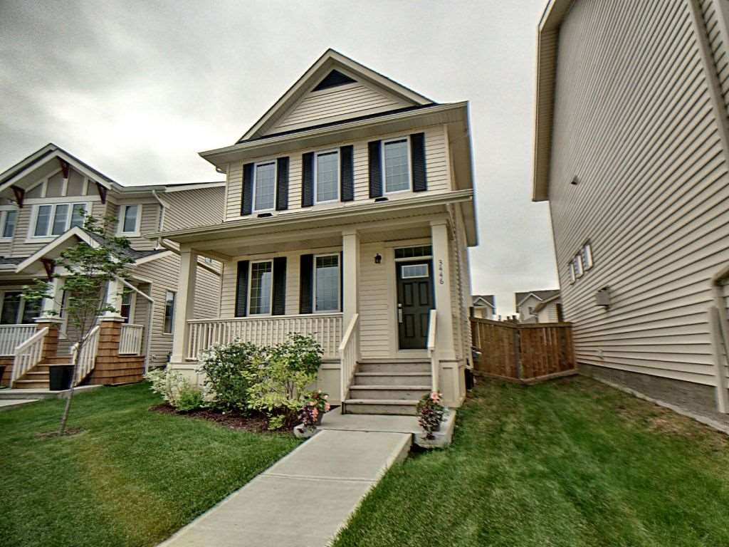 MLS® listing #E4165565 for sale located at 3446 Cutler Crescent