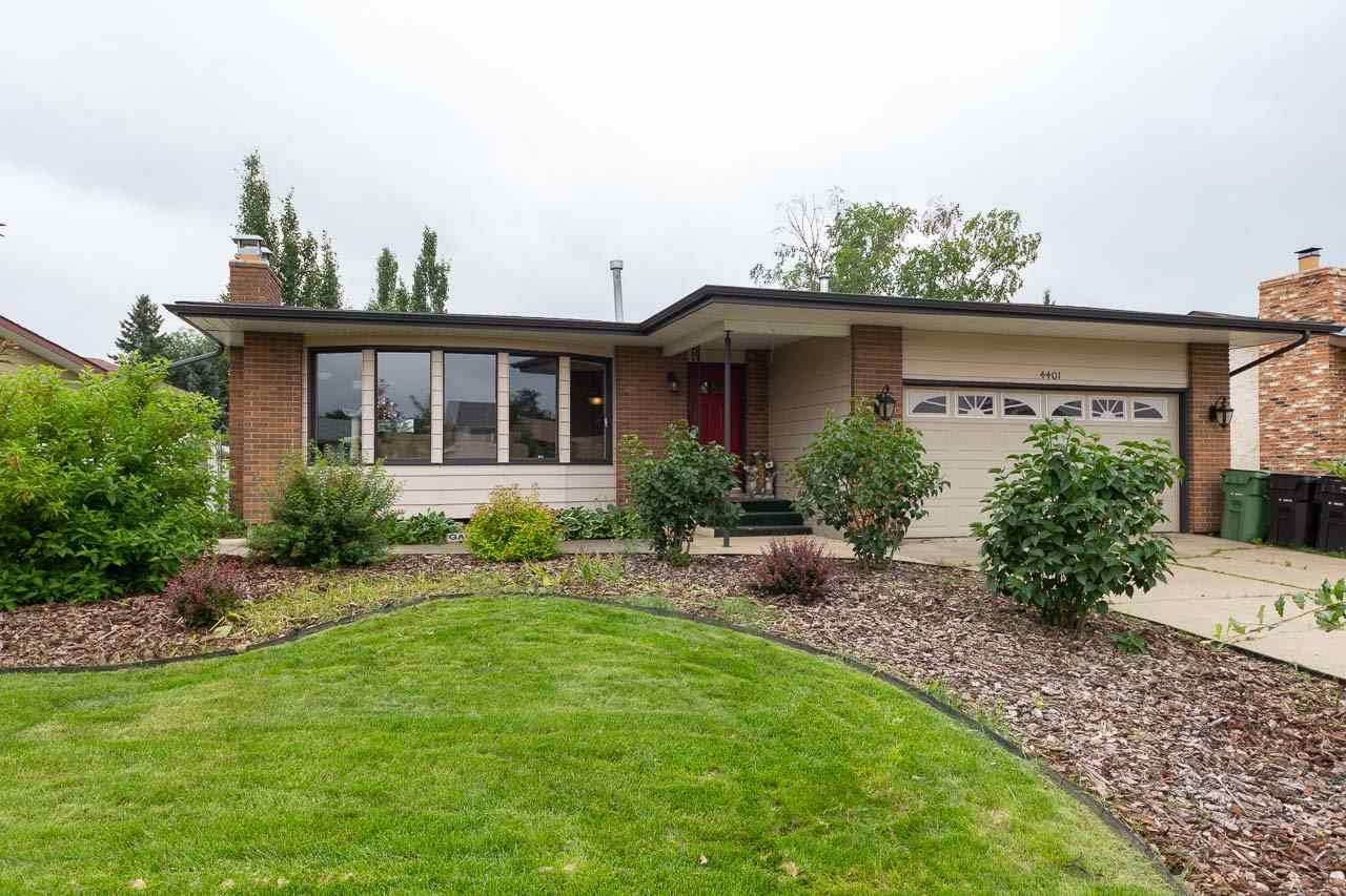 MLS® listing #E4165571 for sale located at 4401 42 Avenue