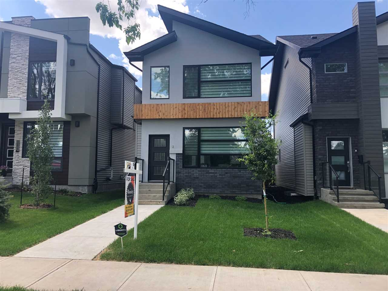 MLS® listing #E4165577 for sale located at 10820 135 Street