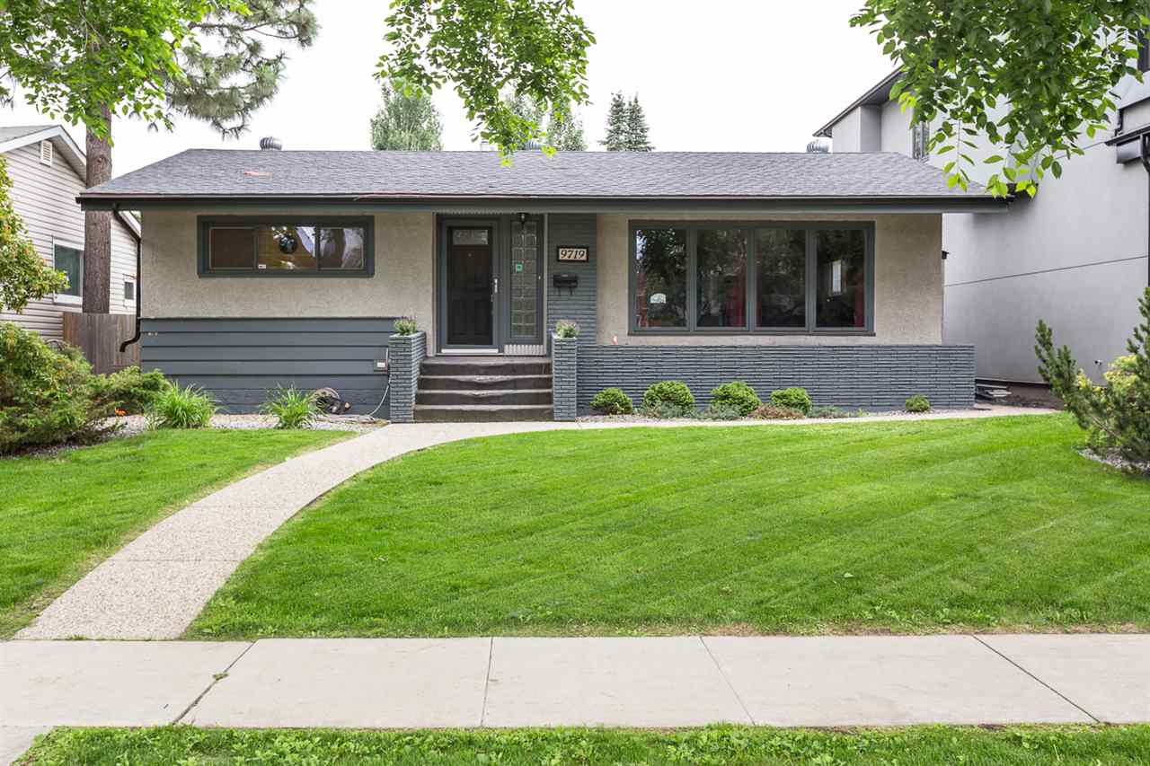 MLS® listing #E4165584 for sale located at 9719 148 Street