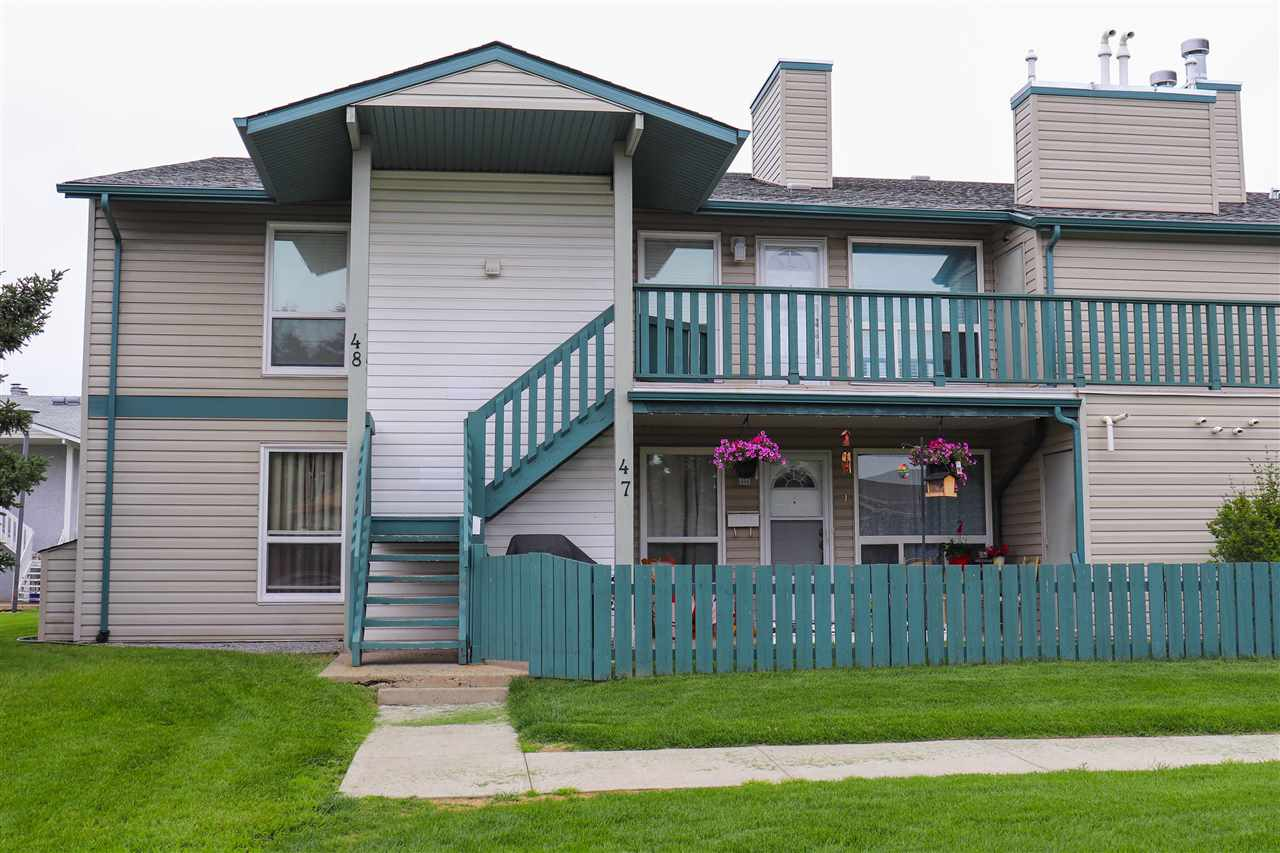 MLS® listing #E4165595 for sale located at 48 2703 79 Street