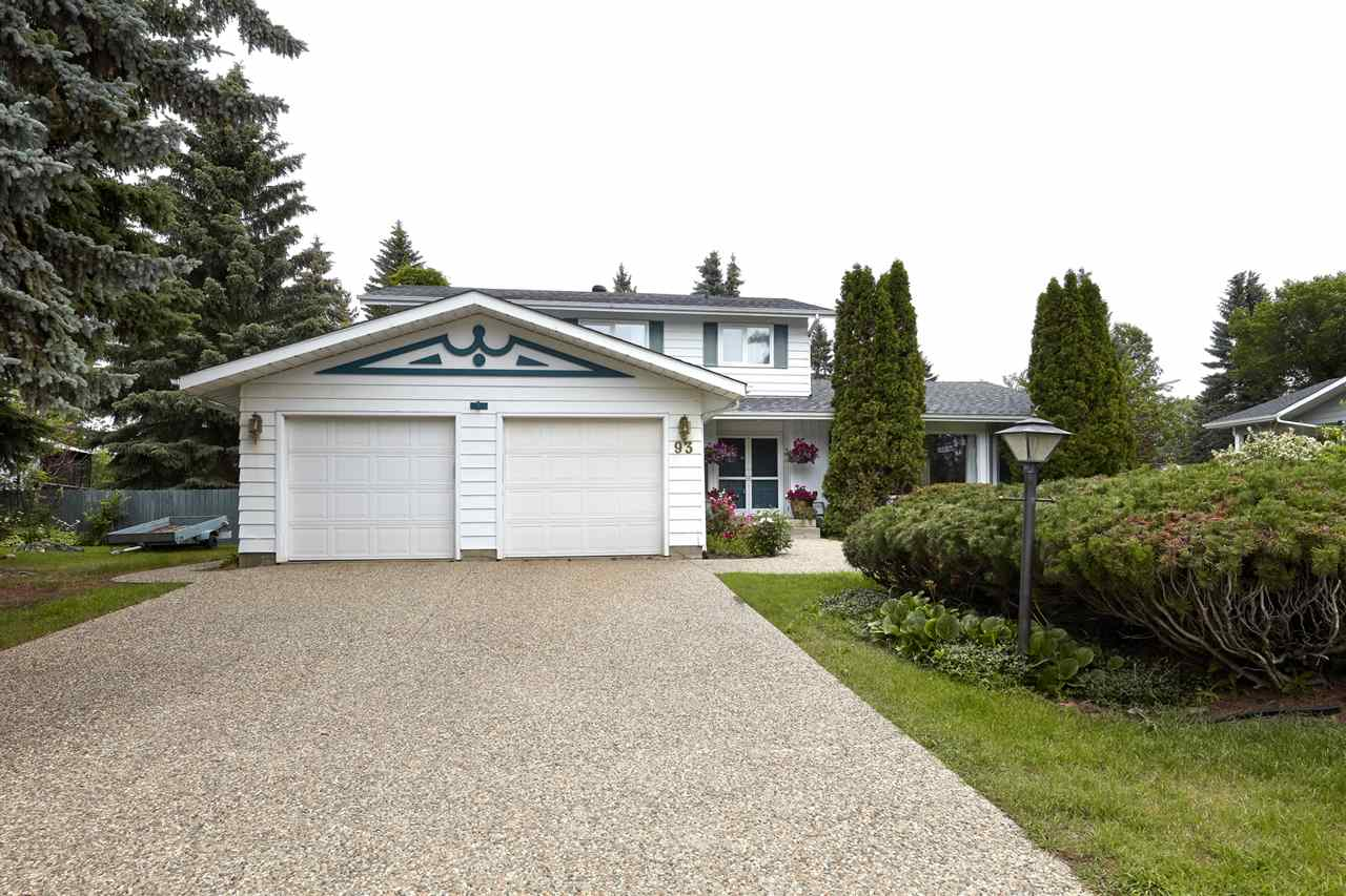 MLS® listing #E4165603 for sale located at 93 FAIRWAY Drive
