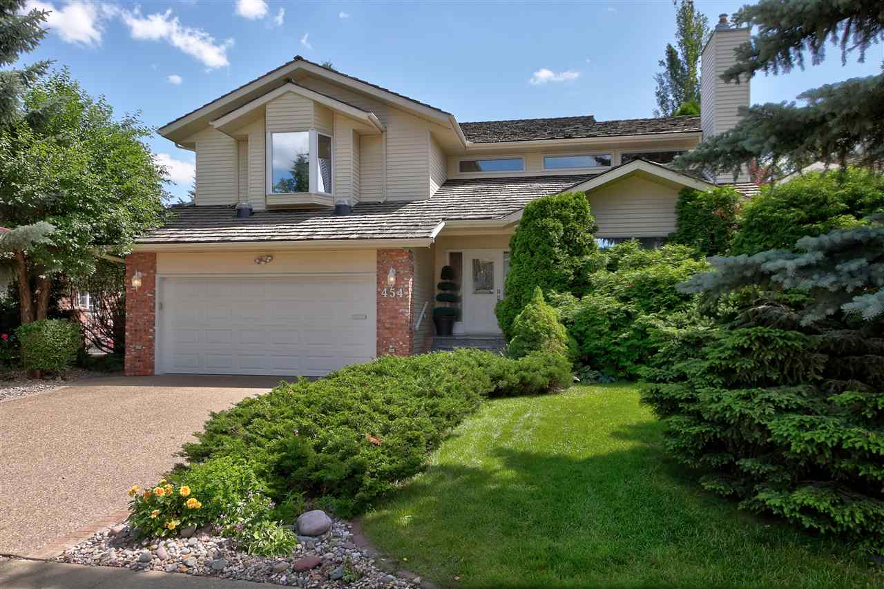 MLS® listing #E4165632 for sale located at 454 ROONEY Crescent