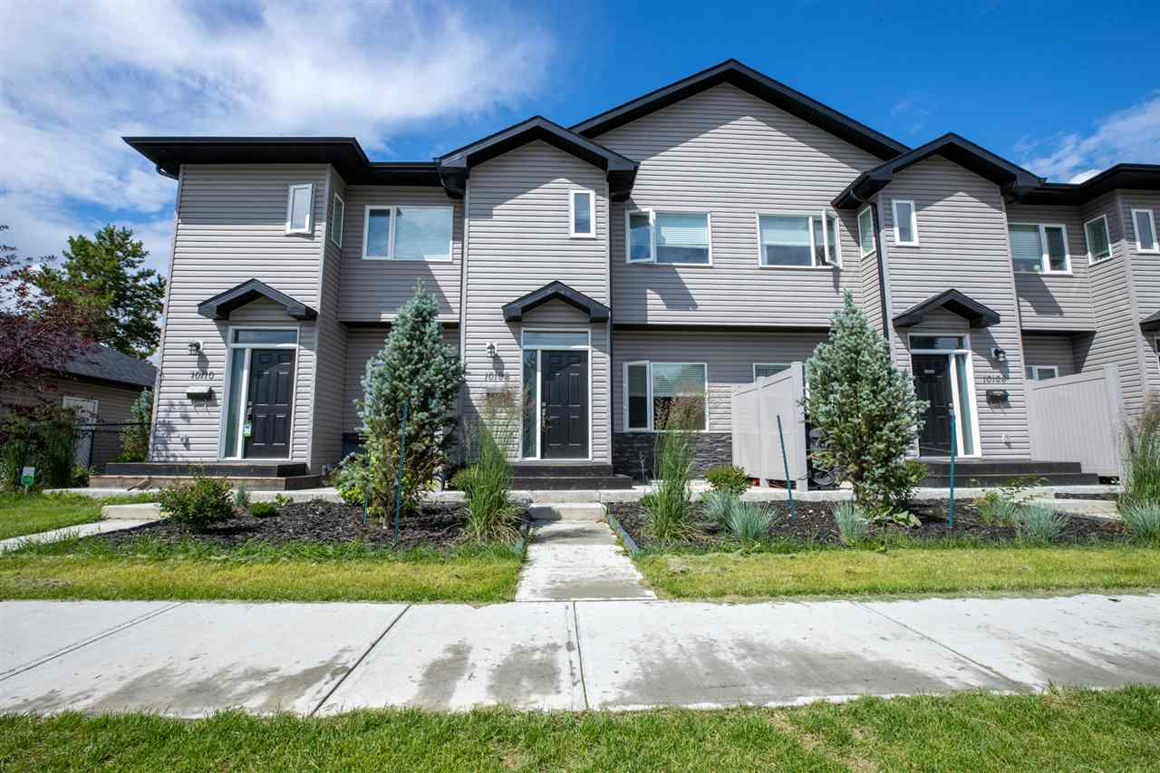 MLS® listing #E4165651 for sale located at 10108 122 Avenue
