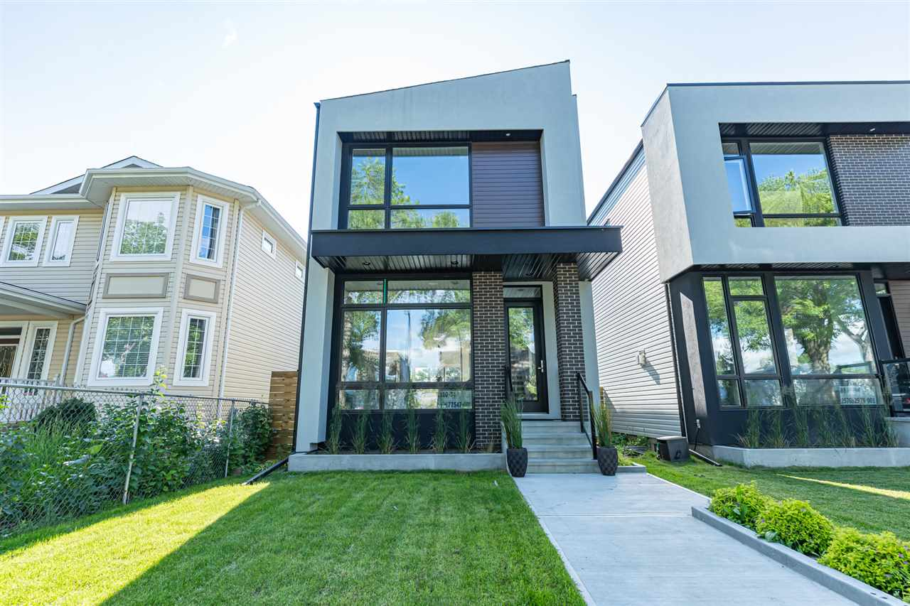 MLS® listing #E4165656 for sale located at 8810 94 Street