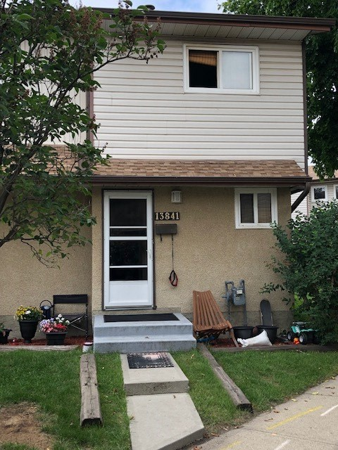 MLS® listing #E4165657 for sale located at 13841 24 Street NW