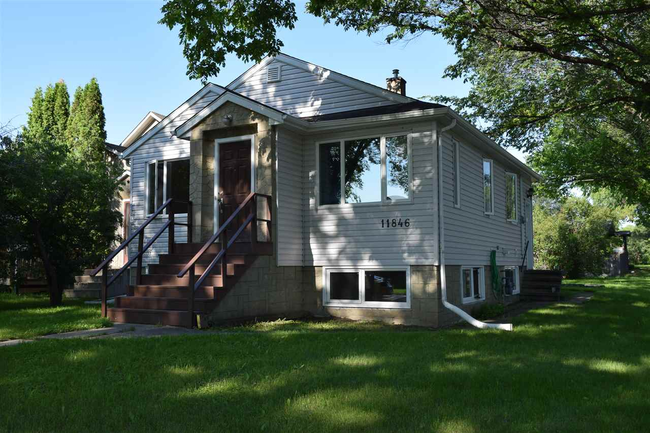 MLS® listing #E4165668 for sale located at 11846 64 Street