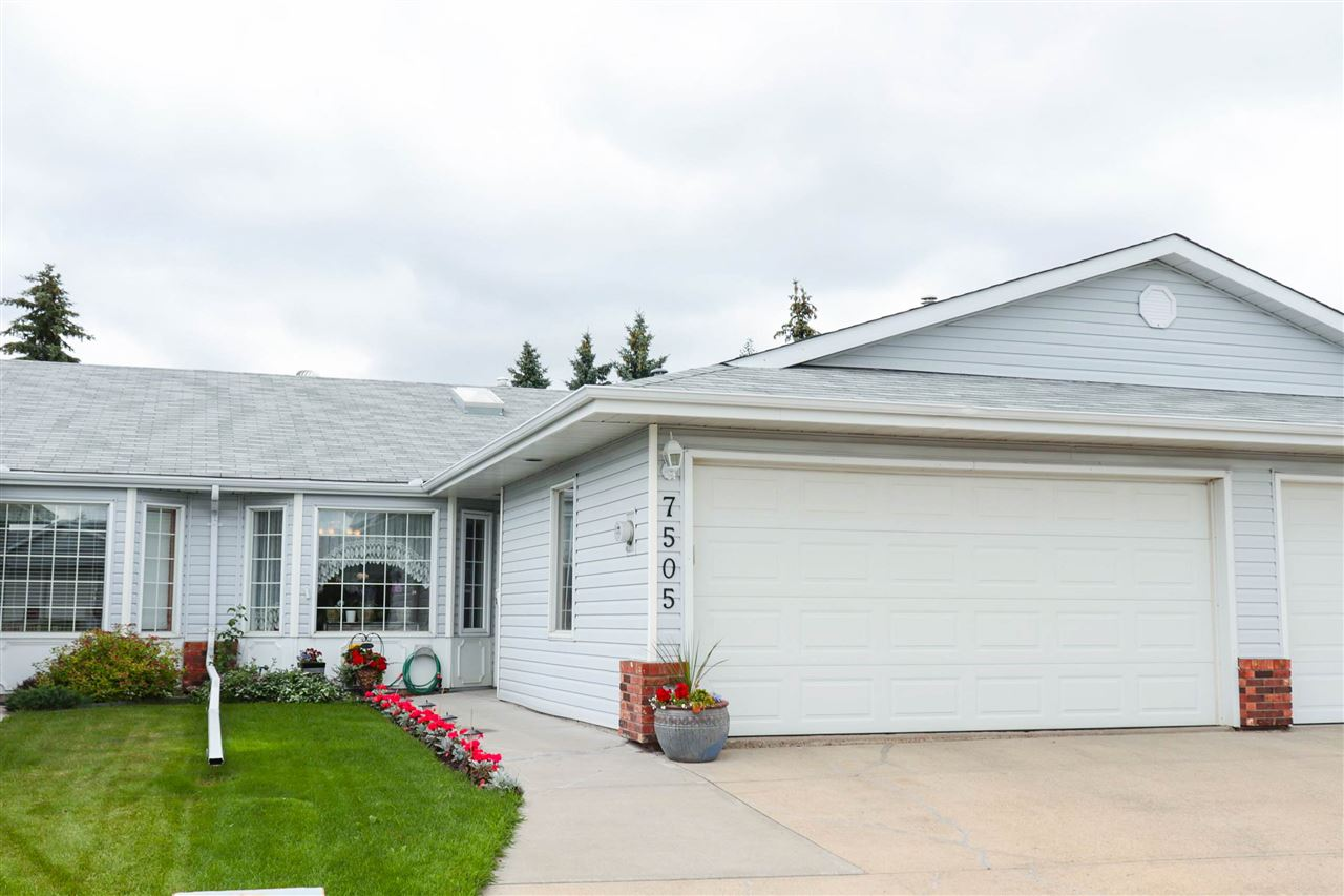 MLS® listing #E4165670 for sale located at 7505 137A Avenue