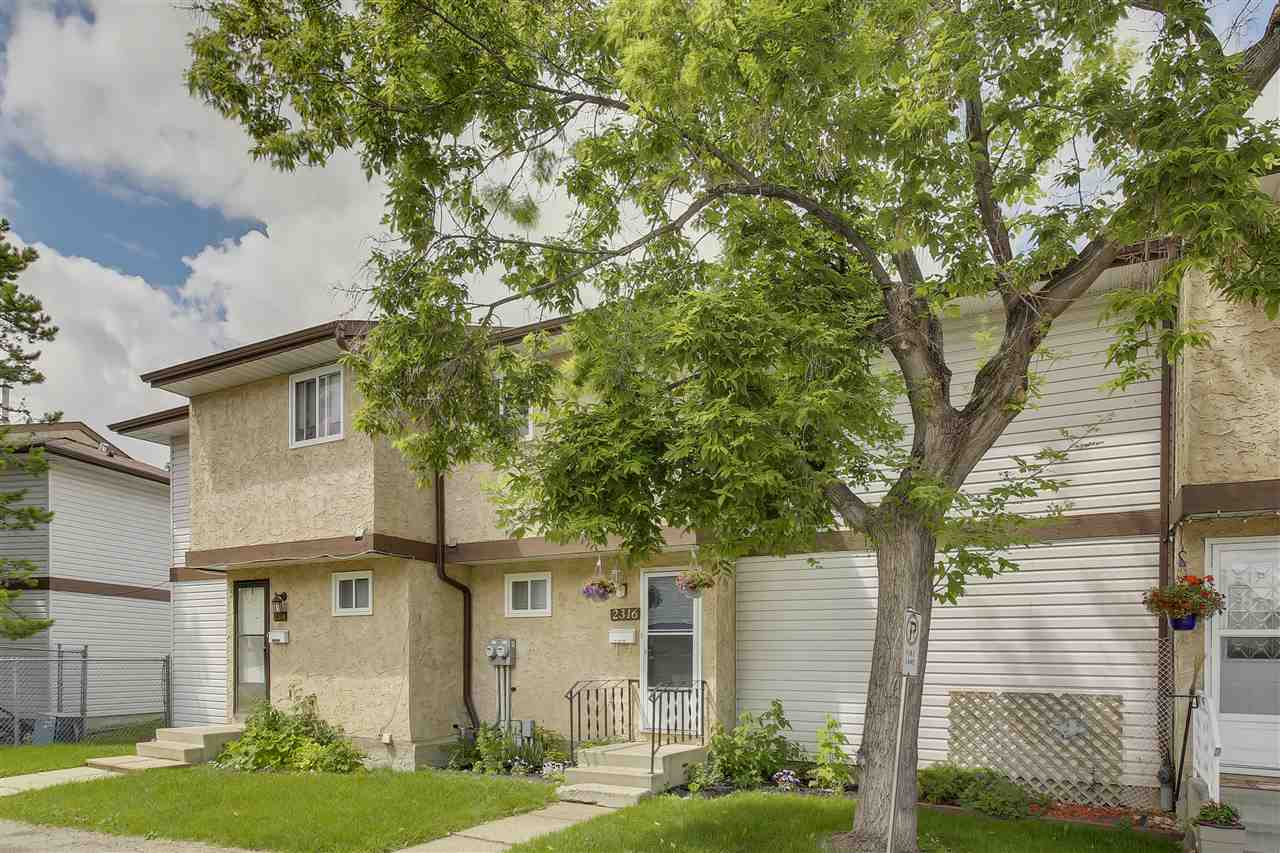 MLS® listing #E4165679 for sale located at 2316 139 Avenue