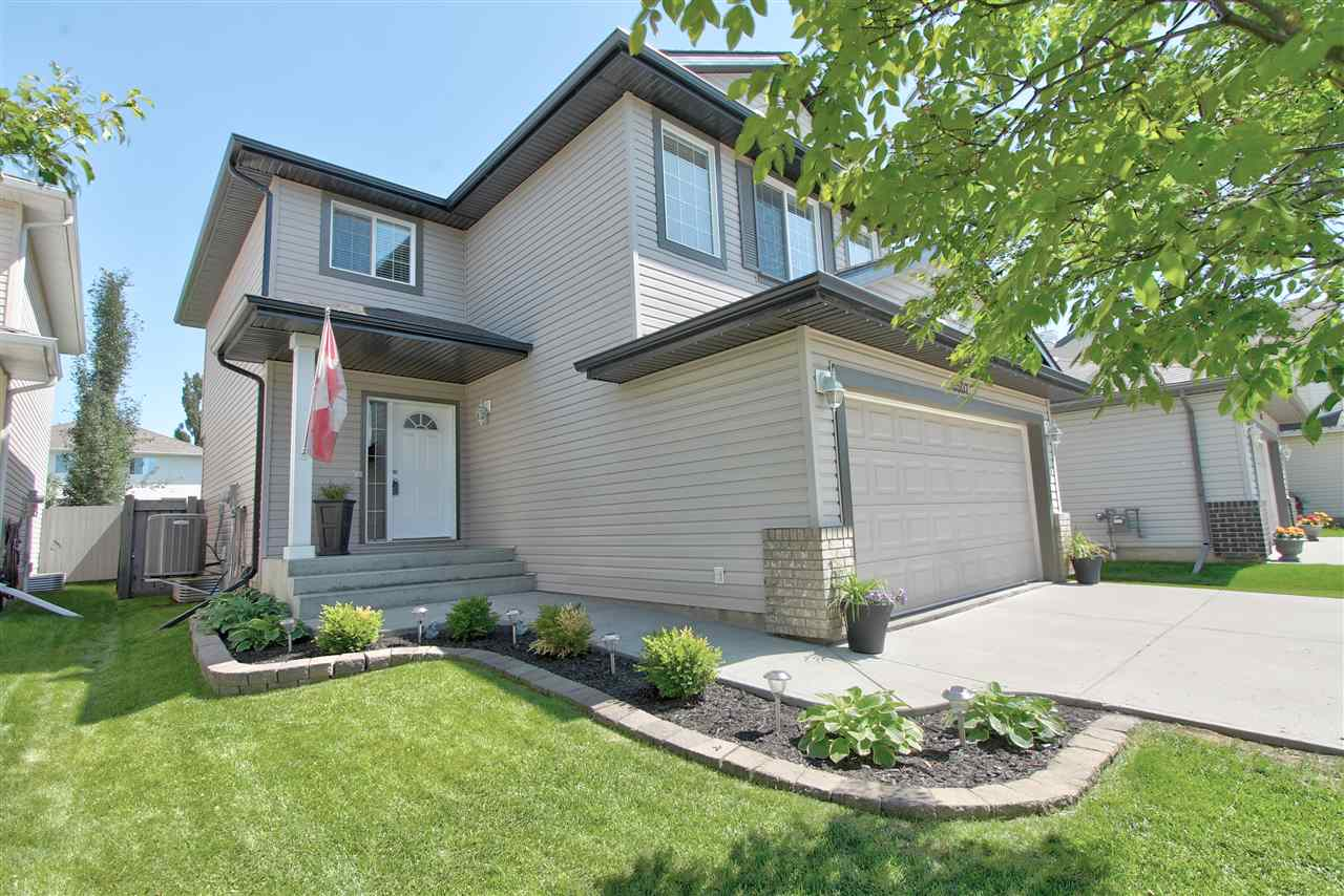 MLS® listing #E4165686 for sale located at 5307 205 Street