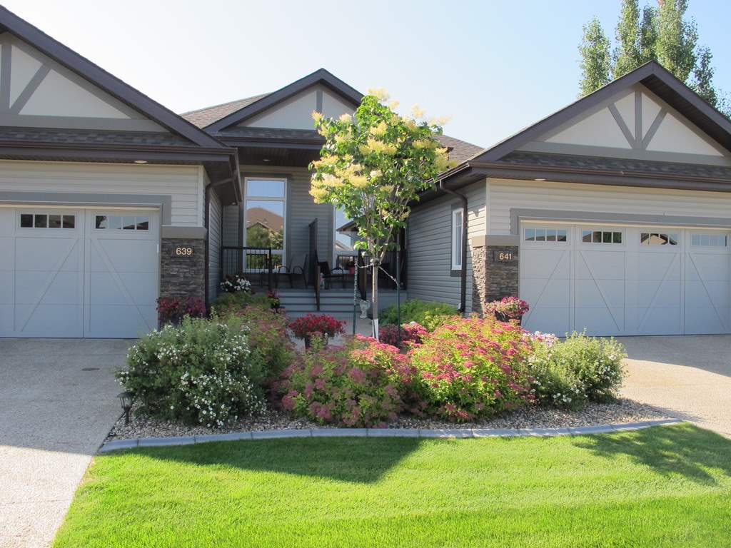 MLS® listing #E4165696 for sale located at 639 CANTOR Landing