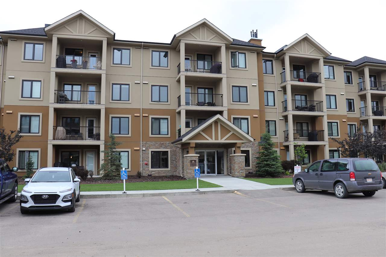 MLS® listing #E4165707 for sale located at 407 1031 173 Street