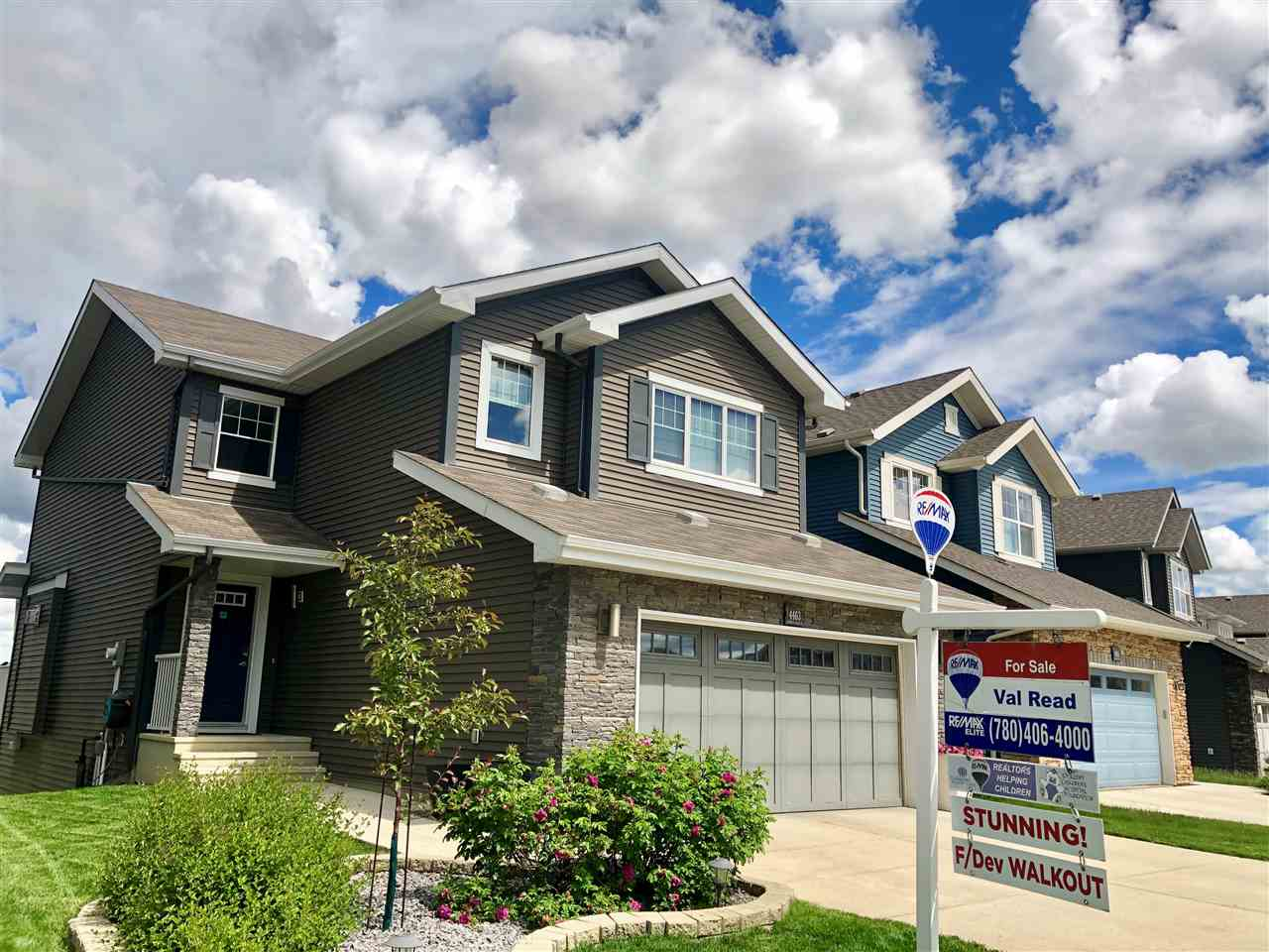 MLS® listing #E4165724 for sale located at 4463 CRABAPPLE Landing