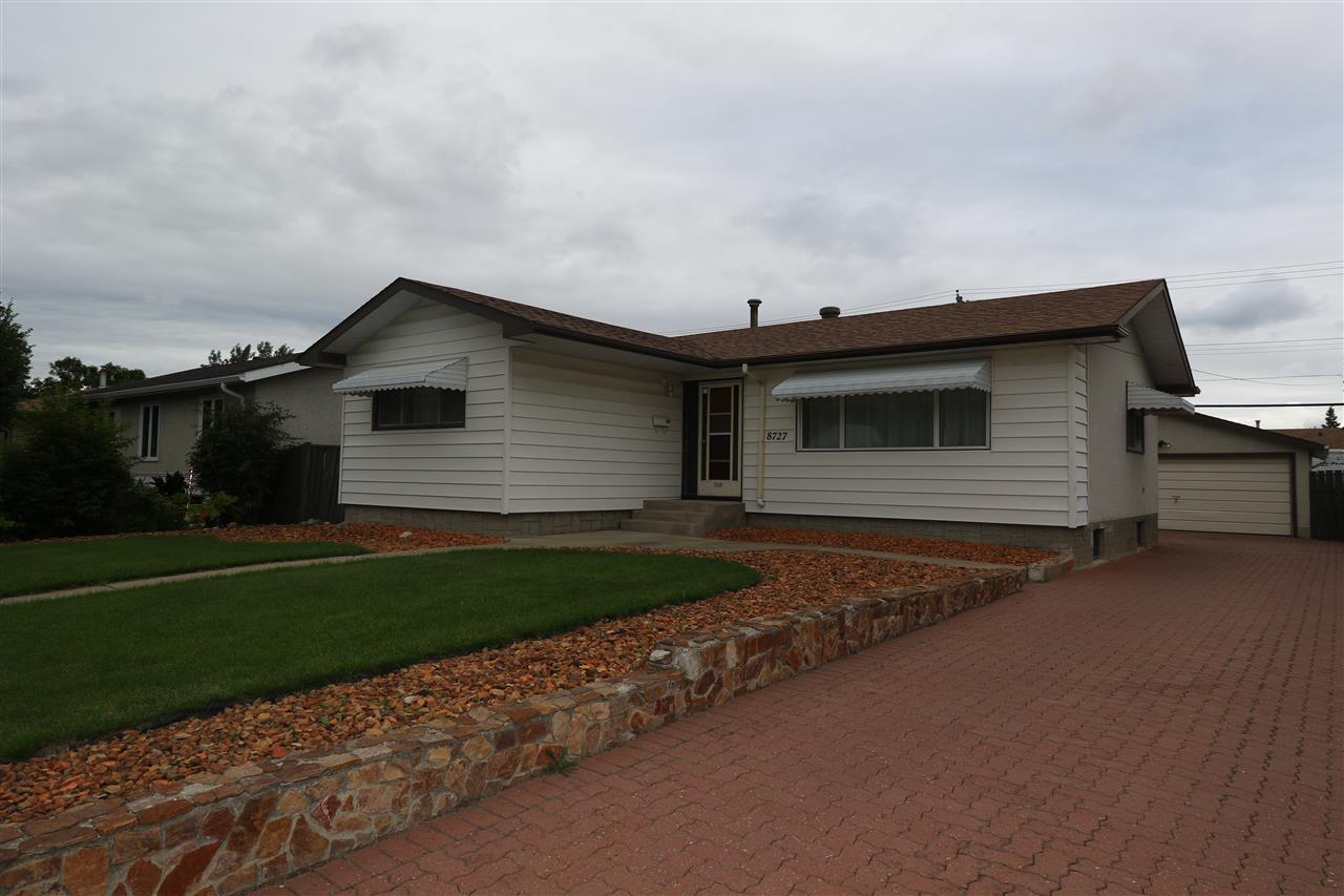 MLS® listing #E4165730 for sale located at 8727 164 Street