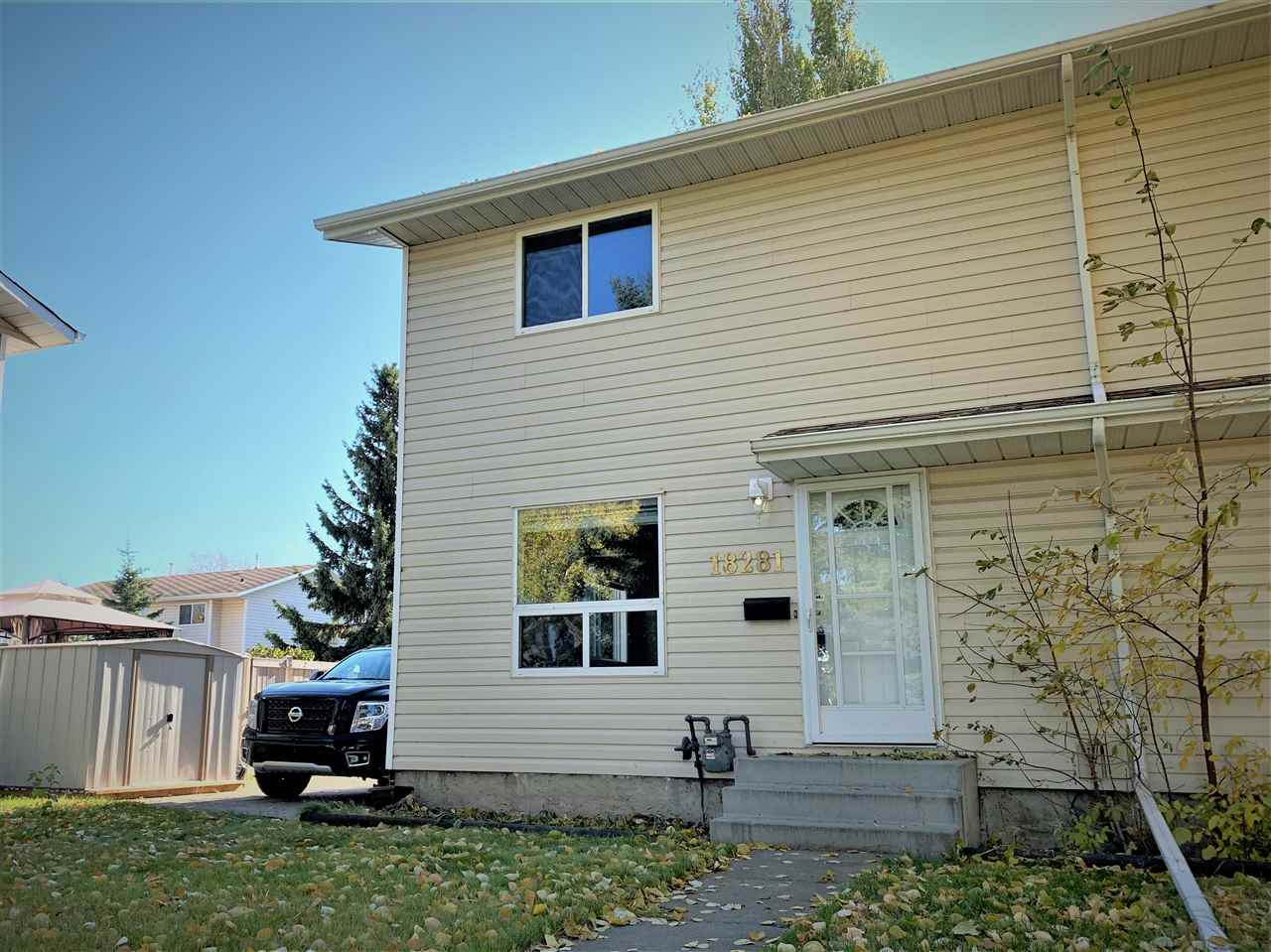 MLS® listing #E4165759 for sale located at 18281 74 Avenue