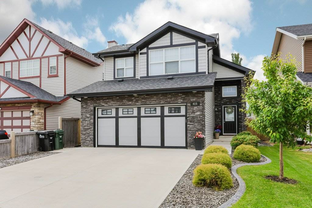MLS® listing #E4165765 for sale located at 415 ARMITAGE Road
