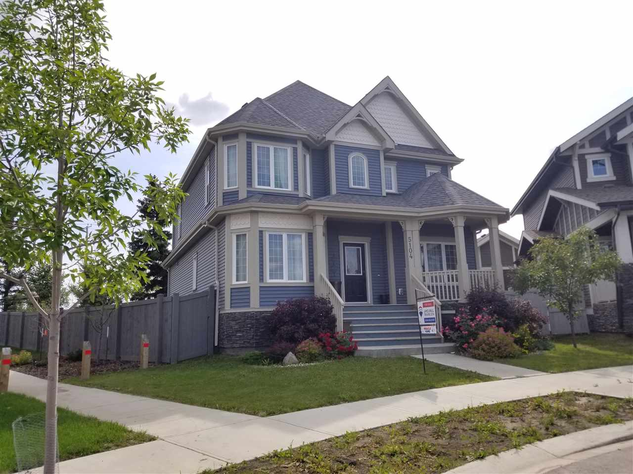MLS® listing #E4165810 for sale located at 5104 CORVETTE Street