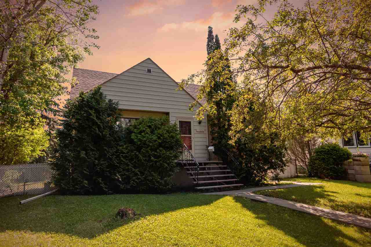 MLS® listing #E4165843 for sale located at 11904 131 Street