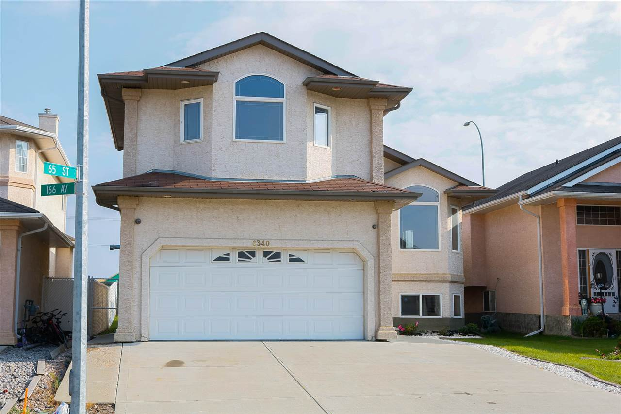 MLS® listing #E4165851 for sale located at 6340 166 Avenue