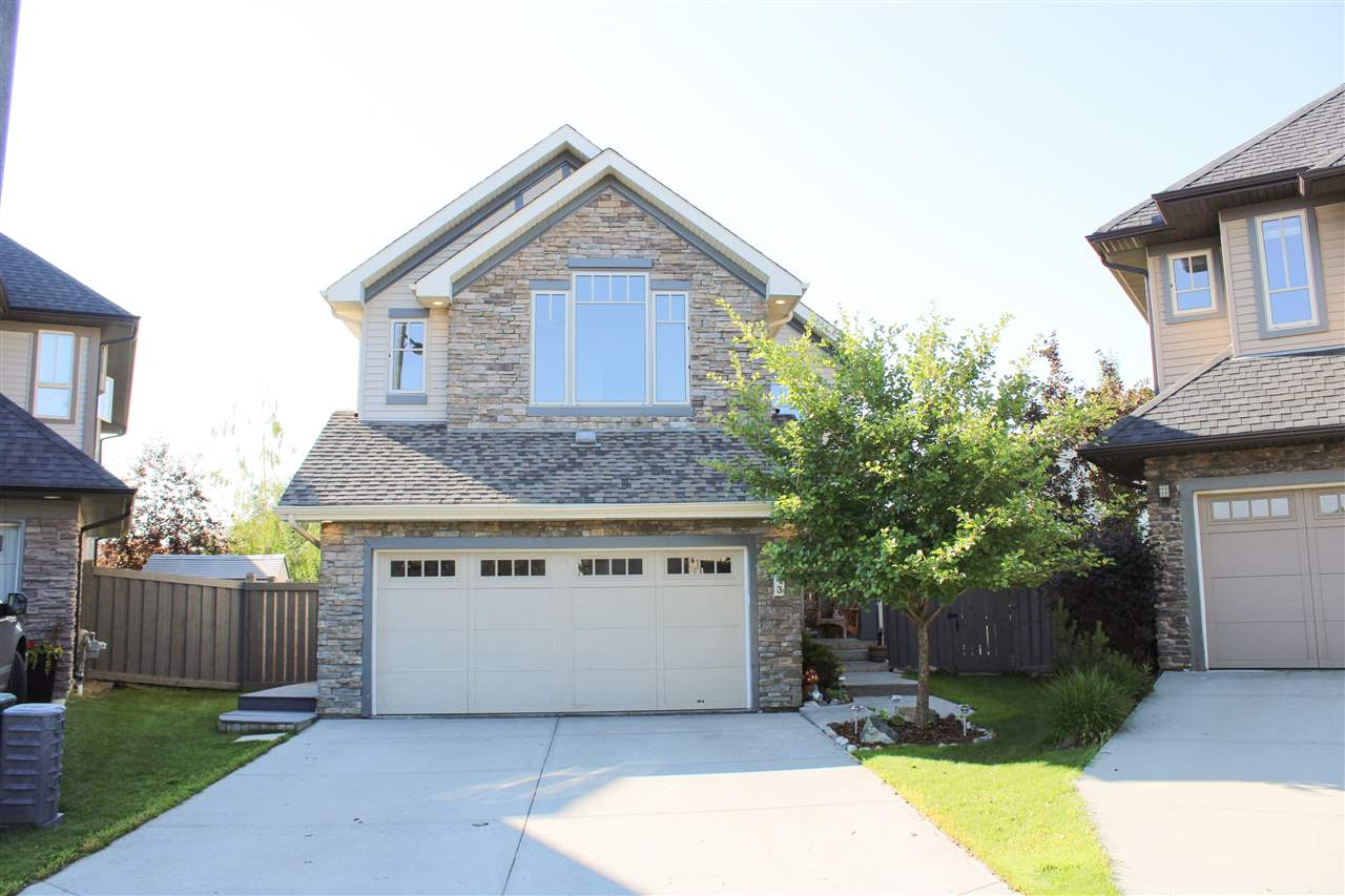 MLS® listing #E4165854 for sale located at 313 AMBLESIDE Link