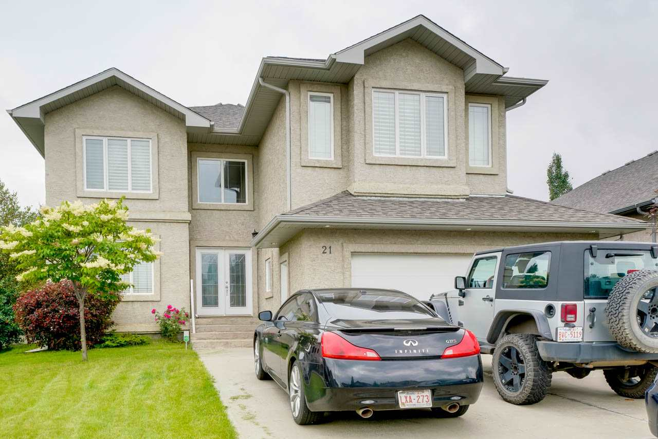 MLS® listing #E4165858 for sale located at 21 KINGSMOOR Close