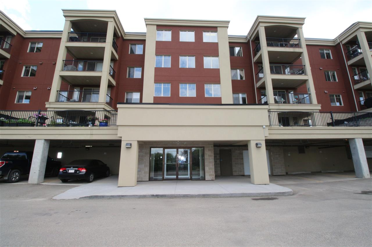 MLS® listing #E4165876 for sale located at 209 209 500 PALISADES Way