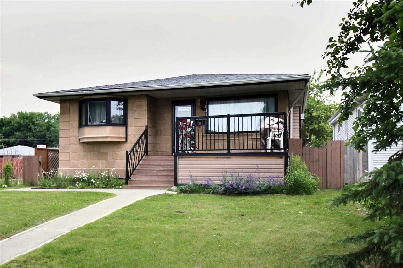 MLS® listing #E4165894 for sale located at 10411 84 Street