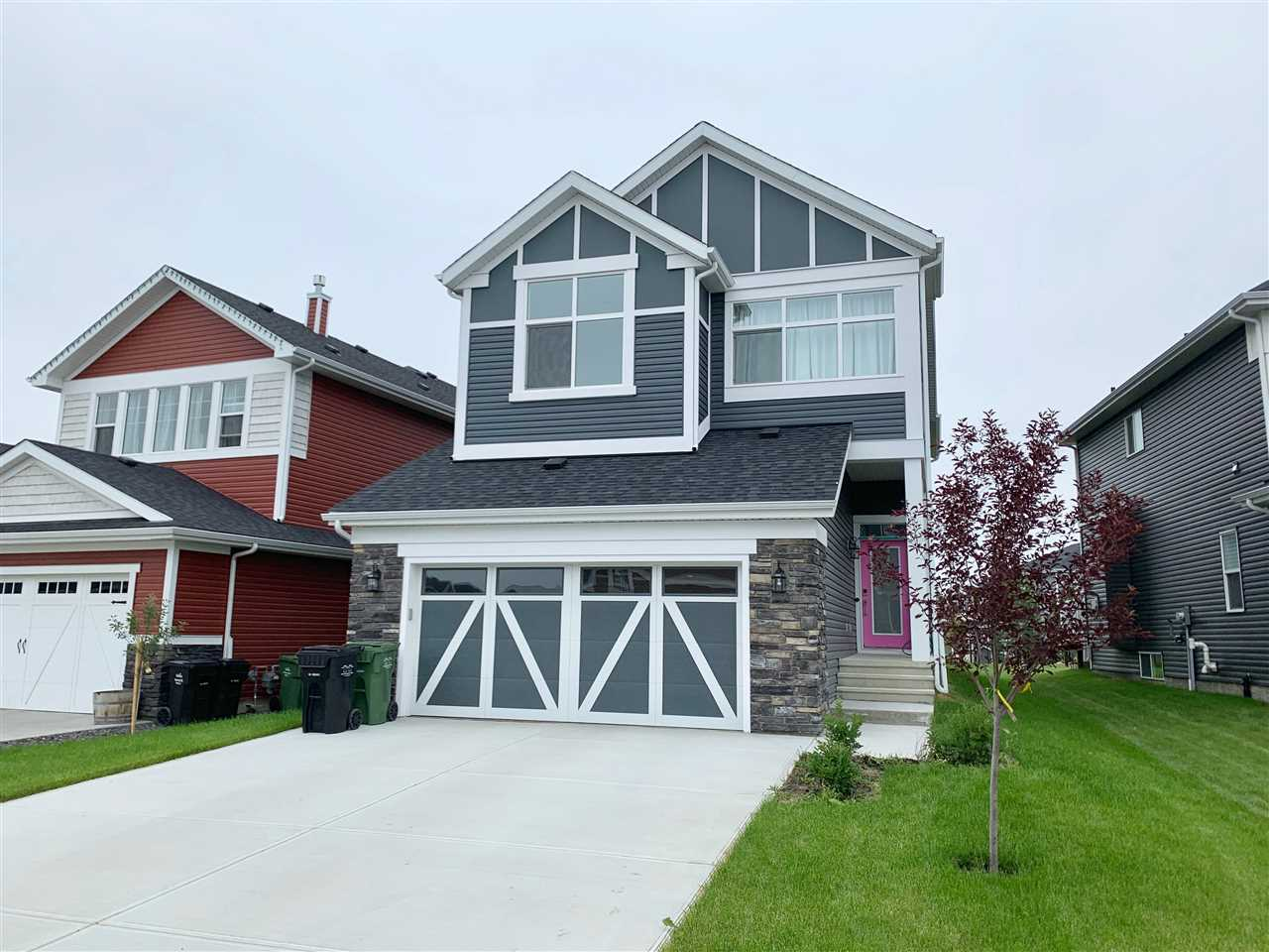 MLS® listing #E4165899 for sale located at 369 SIMPKINS Wynd