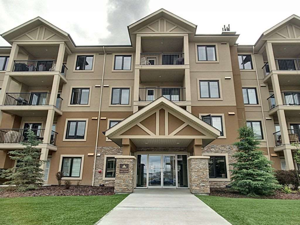 MLS® listing #E4165903 for sale located at 417 1031 173 Street